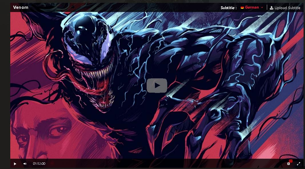 Venom Ganzer Film Deutsch
