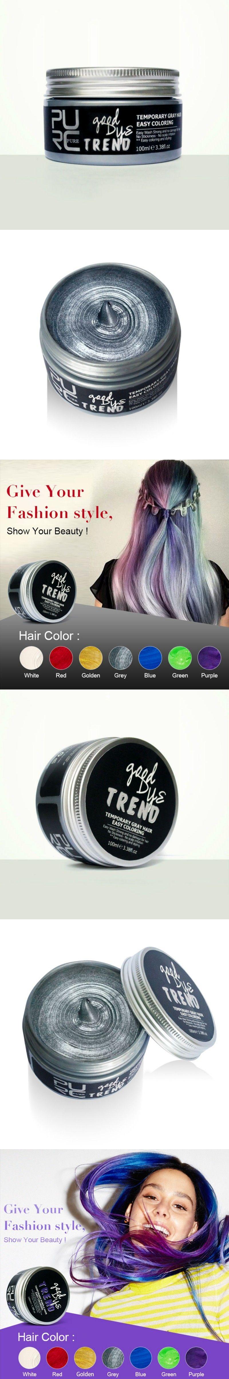 3 Wash Hair Dye