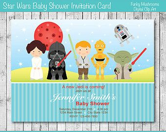 Star Wars Baby Shower Invitation Templates Southernsoulblog Com