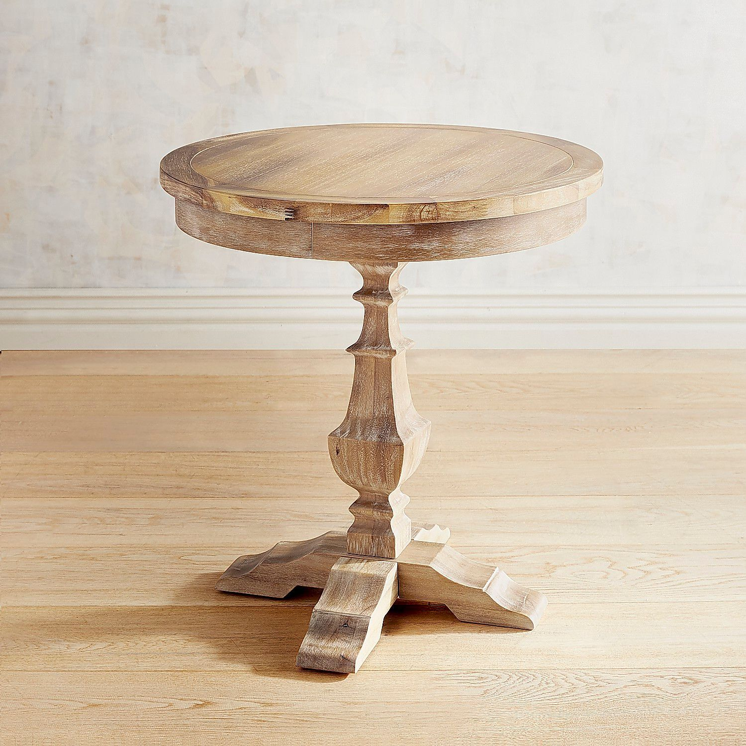 Bradding Round End Table Pier 1 Imports End Tables Farmhouse End Tables Side Table [ 1500 x 1500 Pixel ]