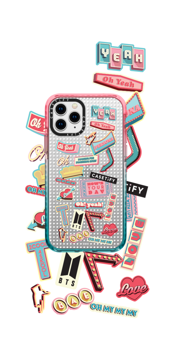 Casetify iPhone iPhone11 iPhone11Pro Case Art