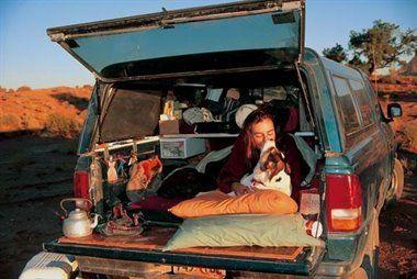 Photo of Strand Van, Van Wohnung, leben in einem Van, Van Ästhetik, renovieren …