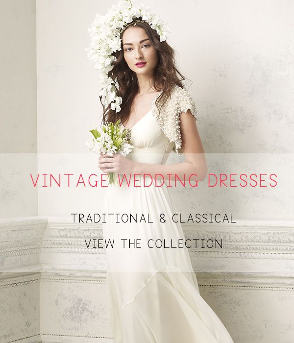 Vintage Wedding Dresses - WeddingDressMall.co.UK | Vintage Style ...