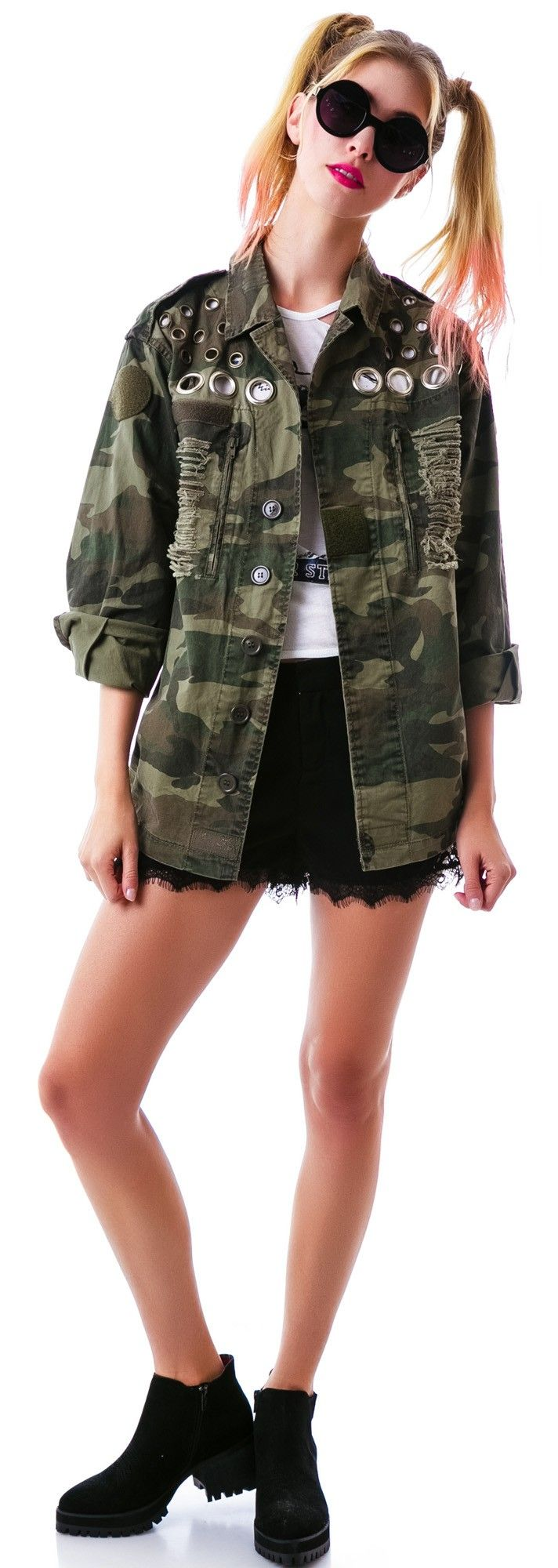 Call of Duty Camo Jacket #boydollsincamo