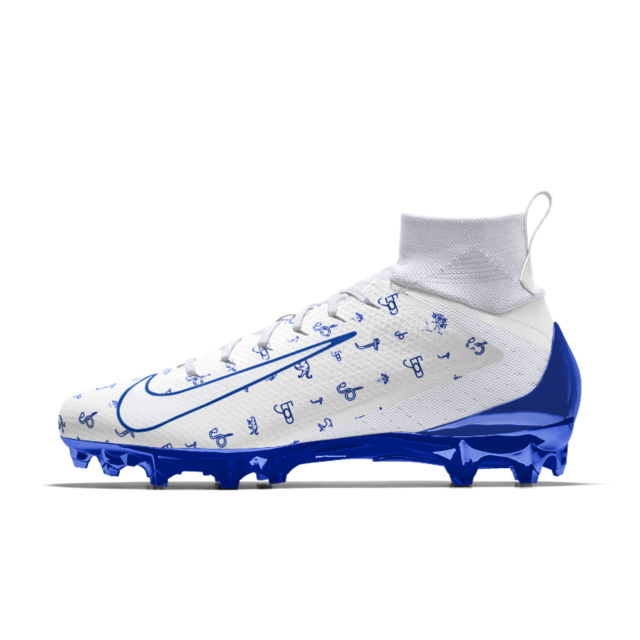 5fb39a9be Nike Vapor Untouchable Pro 3 Premium By You Custom Men's Football Cleat