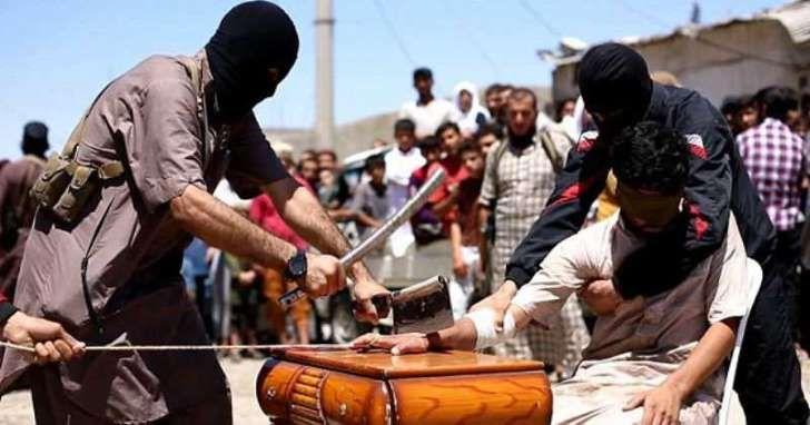 El aterrador castigo de Estado islámico a los ladrones
