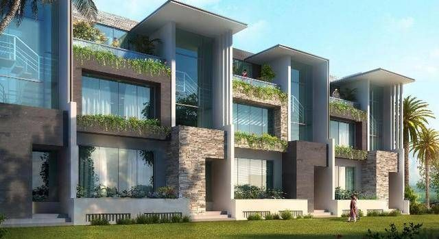 luxury house in row - Buscar con Google
