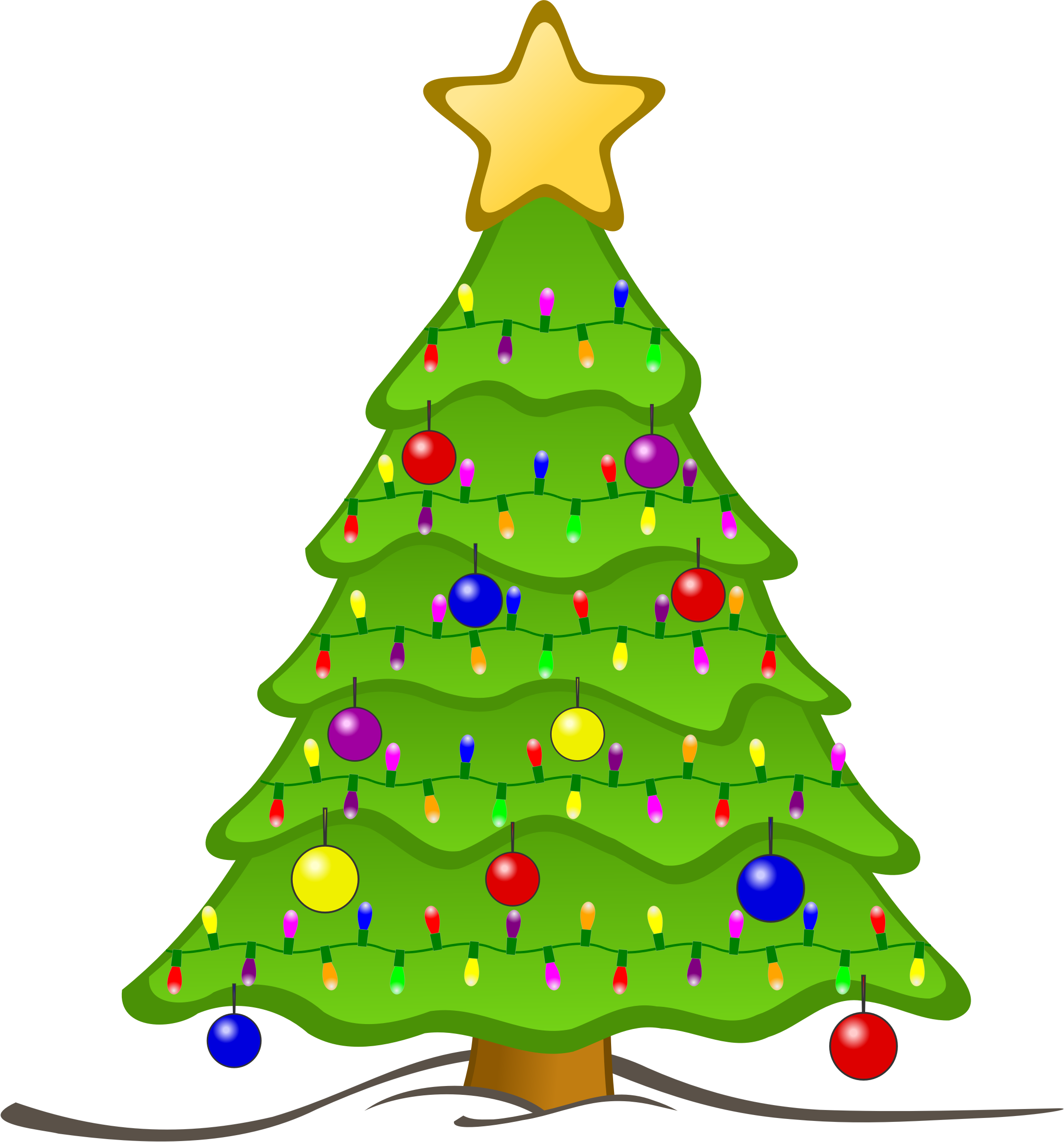 Animated Christmas Tree By Jaynick Rework Of Sapin 01 Xmas By Jean Victor Balin Kept The Animated Christmas Tree Christmas Tree Pictures Animated Christmas