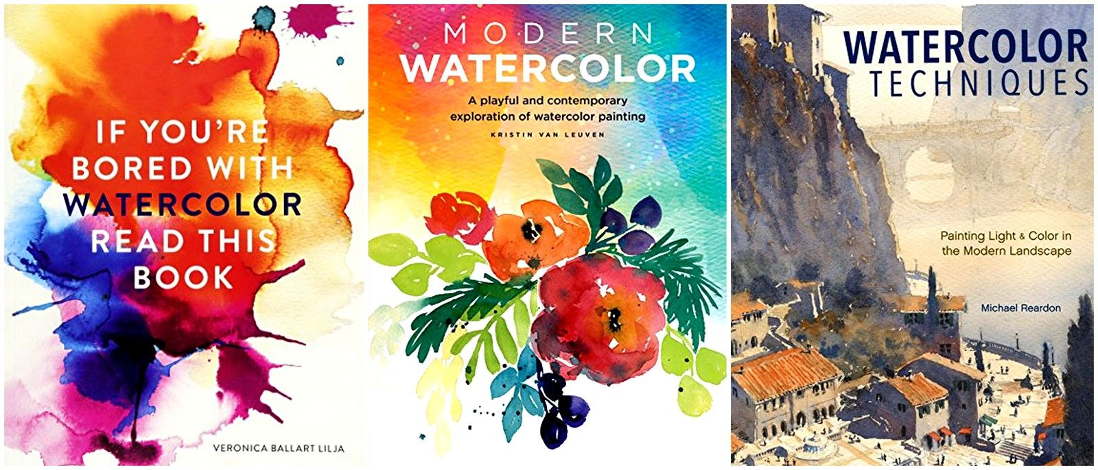 Best Watercolor Painting Books Everywhere Painted Books