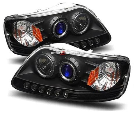 Before installing your brand new projector headlights you want to