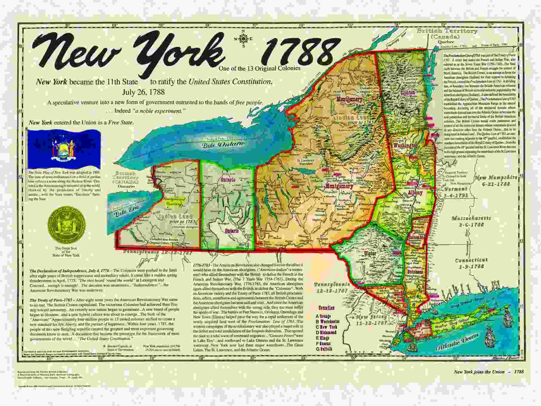 New York Colony Map Image result for new york colony flag pictures | Captain Benjamin  New York Colony Map