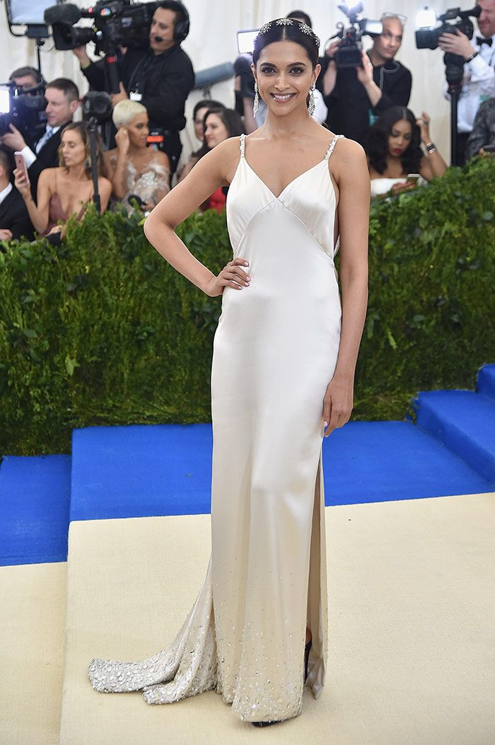 Everything To Love About Deepika Padukone's Met Gala Look ...