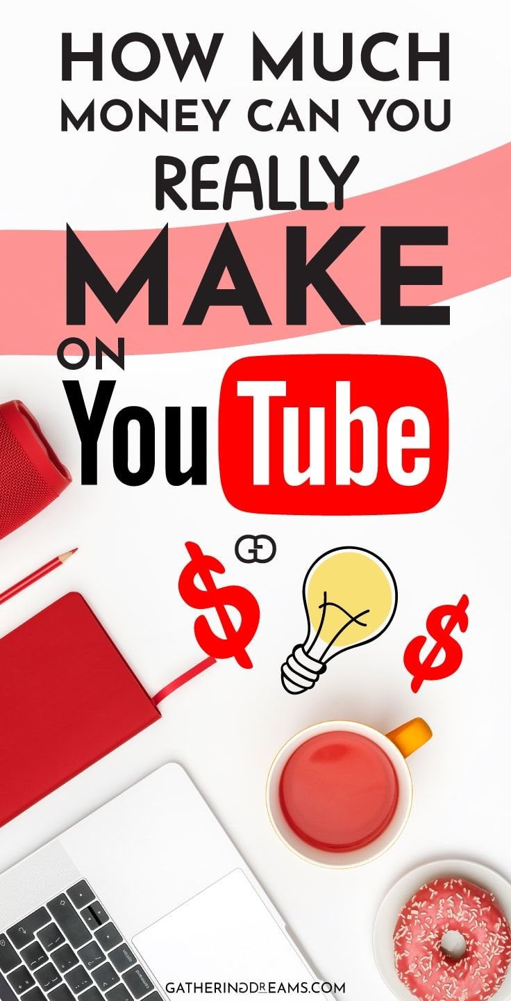 How Much Do YouTubers Make? And How Do They Really Make