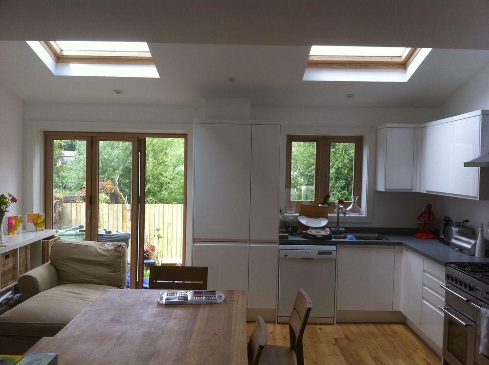 John sandars 100 feedback loft conversion specialist for Living room extension ideas