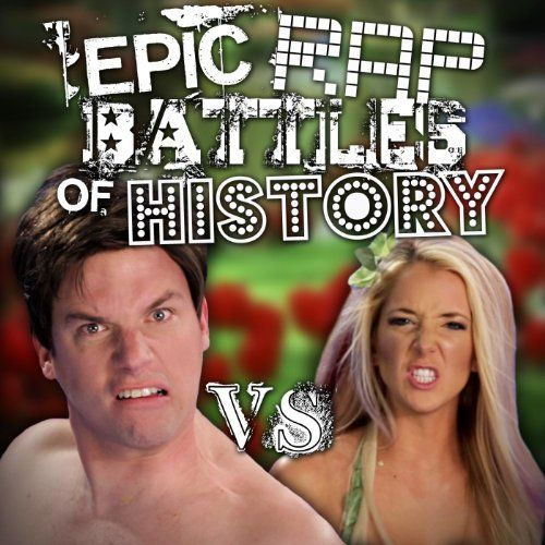 Pin On Epic Rap Battles Of History Music