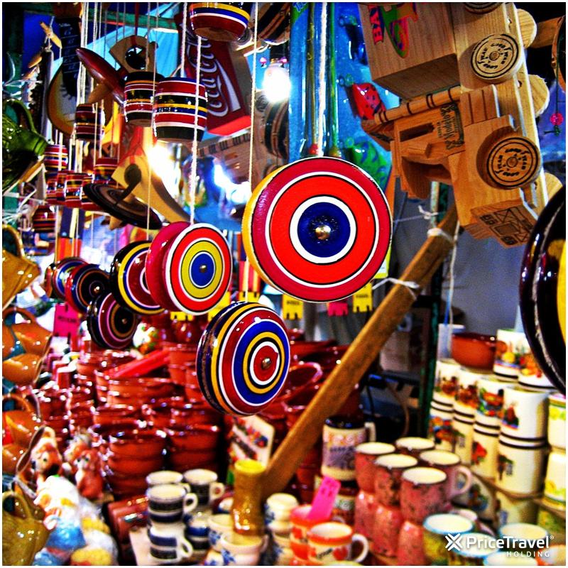 En Cada Juguete Tradicional Hay Mucho Color E Ingenio Que Los Hacen
