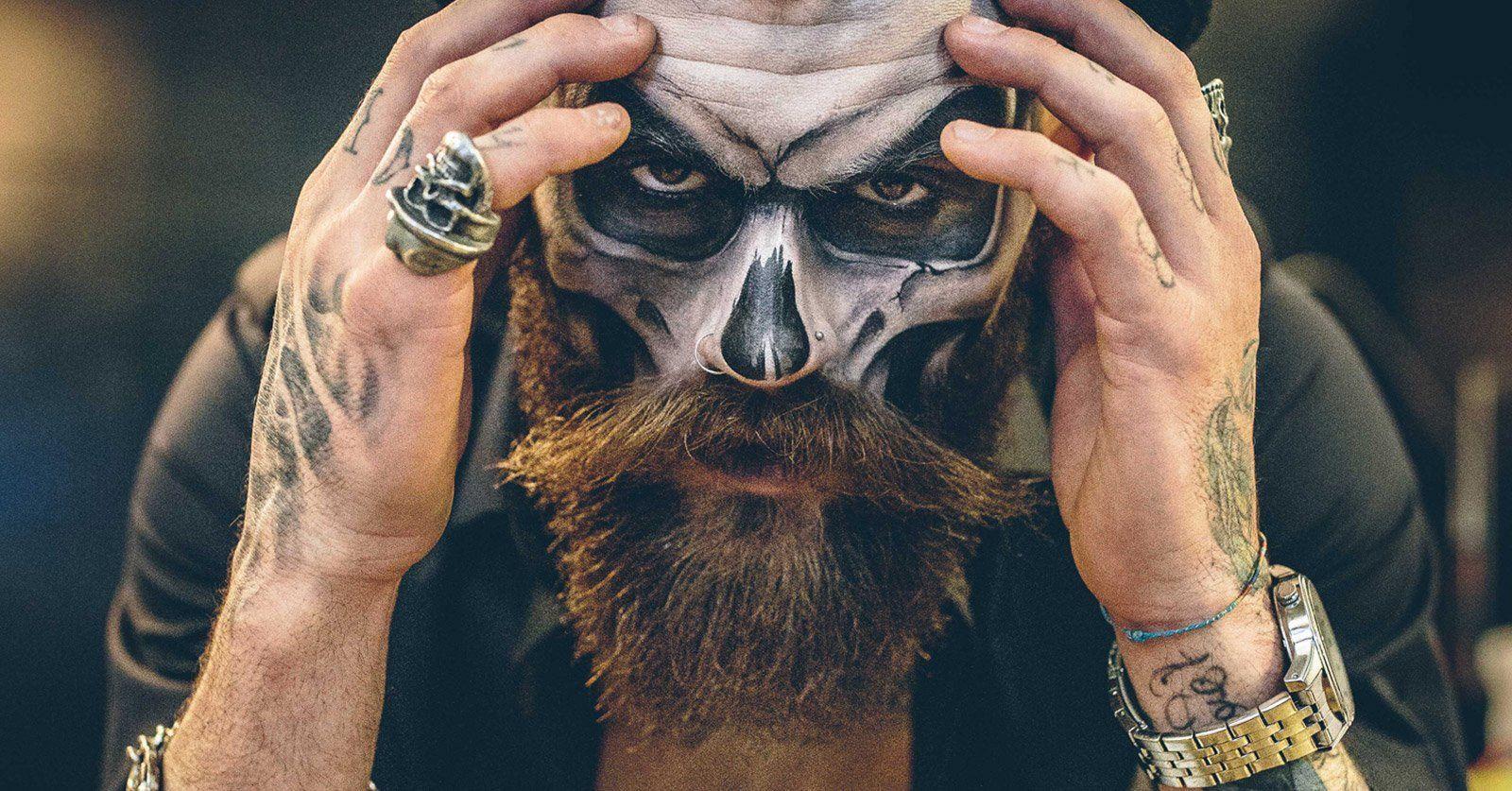 10 TOP Halloween Costume Ideas for Men with Beards Top