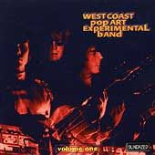 Volume One (The West Coast Pop Art Experimental Band album) - 1966