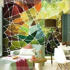 Resultado De Imagen Para Murales Para Pared Abstractos Murales Abstracto Pared