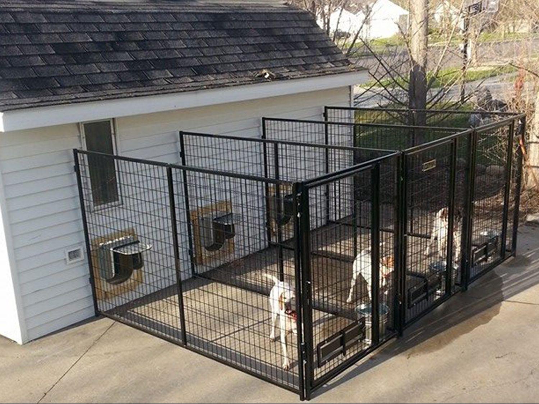 Multiple Kennel Direction Indoor Dog Kennel Outdoor Dog Runs Dog Kennel Outdoor Outdoor dog kennel design ideas
