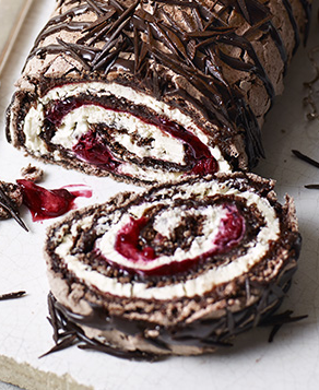 Tried Tesco Finest Black Forest Roulade For Free Thanks To