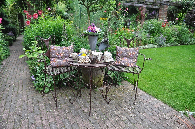 Albumarchief Garten Picker