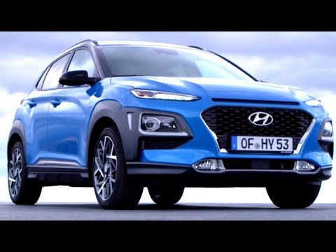 2020 Hyundai Kona Hybrid Interior Exterior Drive Youtube Interior