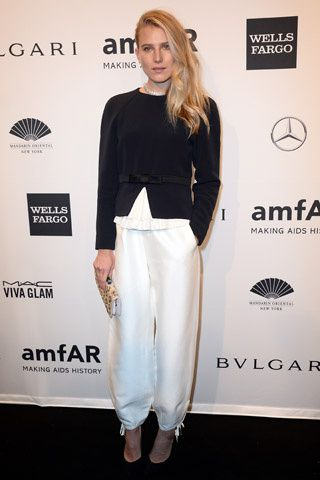 Red carpet de amfAR New York Gala 2014: Dree Hemingway
