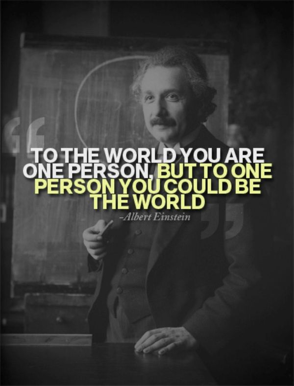 Albert Einstein Quotes Inspirational Quotes Family Quotes Love