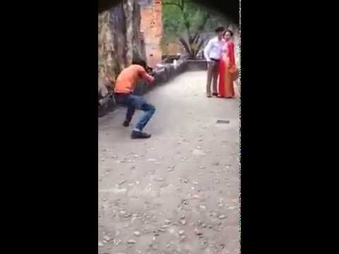 The best camera man shooting