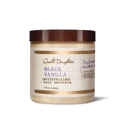 Black Vanilla Moisturizing Hair Smoothie
