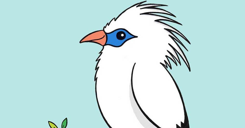 Animasi Burung Elang