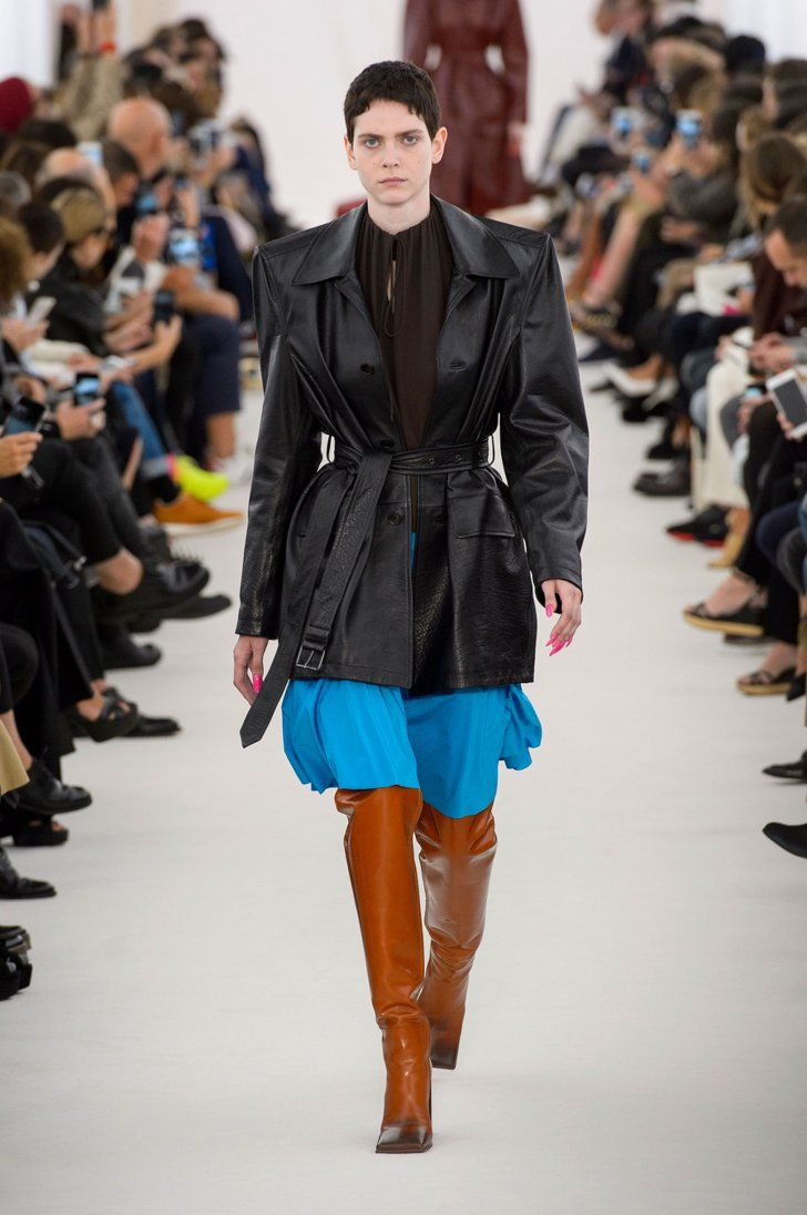 Once You Set Eyes on Balenciaga's Spandex Boot Trousers, You Can't Look Away