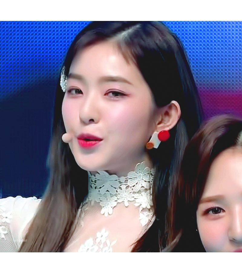 Red Velvet Irene Inspired Power Up Pearl Hair Clip Pearl Hair Clip Pearl Hair Hair Clips