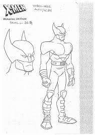Image Result For Model Sheet X Men Personagem Cartoon Desenhos