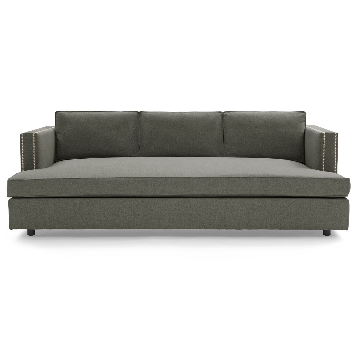 Keaton 84 Media Sofa Gold Sofa Sofa Contemporary Sofa