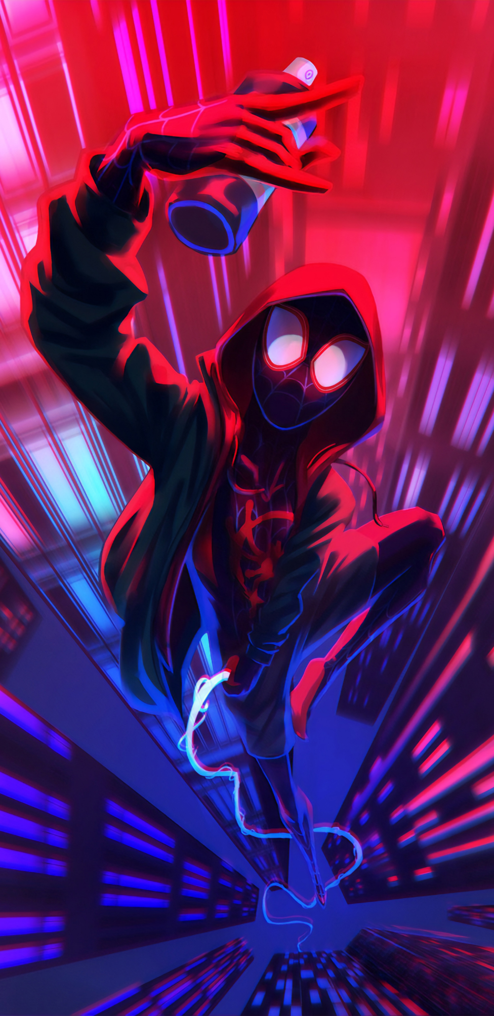 Into The Spider Verse In 2020 Marvel Artwork Superhero Wallpaper Marvel Spiderman