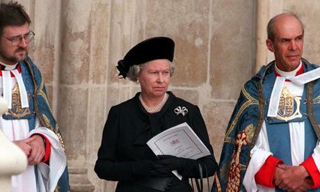 Queen made personal decision to attend Lady Thatcher's ...