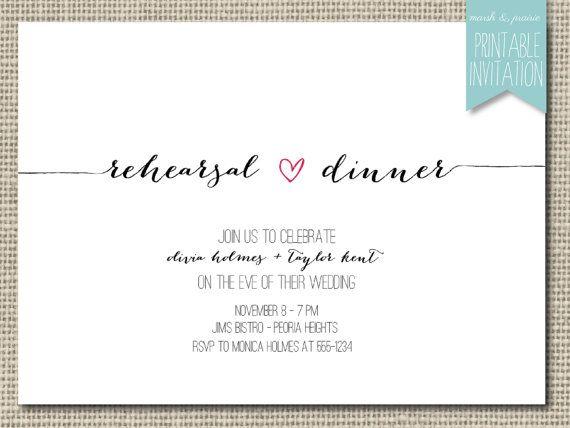 Printable Rehearsal Dinner Invitation Modern By Marshandprairie 14 00 Rehearsal Dinner Invitations Wedding Rehearsal Chucks Wedding