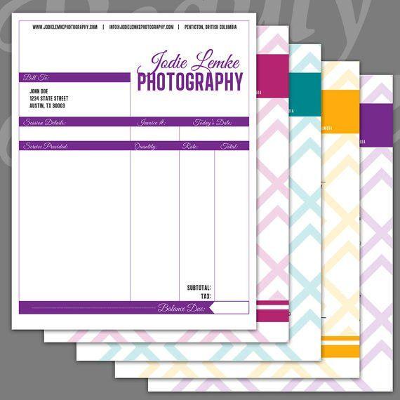 Contoh Desain Invoice Faktur Tagihan 07 Invoice Template Designs