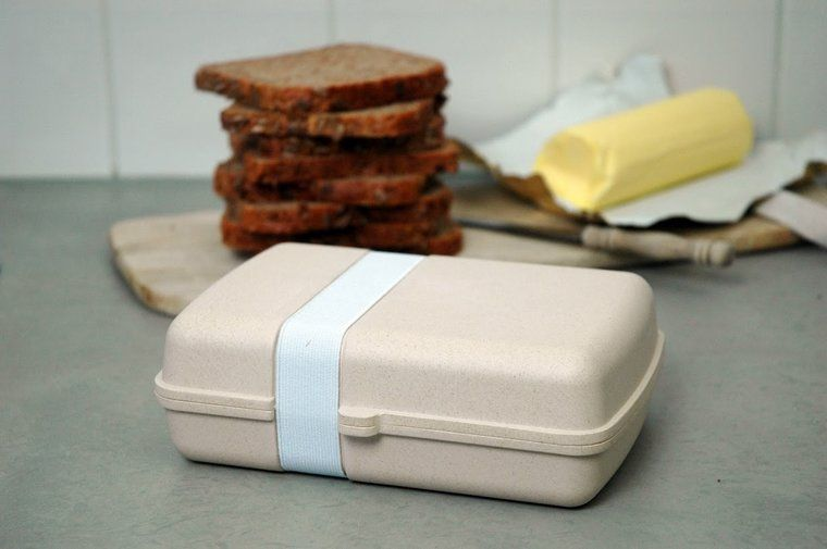 Zuperzozial lunchbox Green picnic