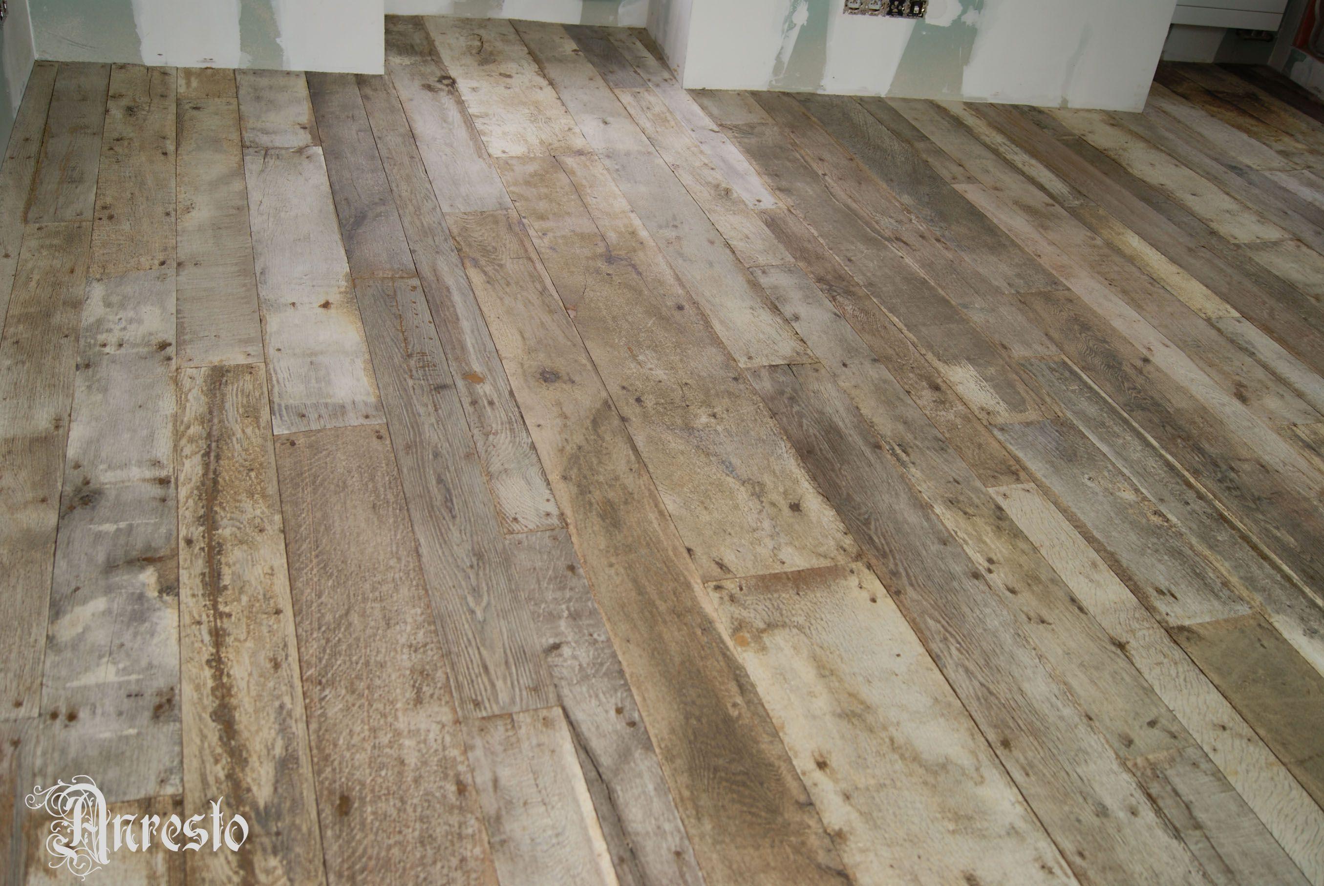 Houten Vloer Oud : Oude houten vloeren van bijzonder hoge kwaliteit