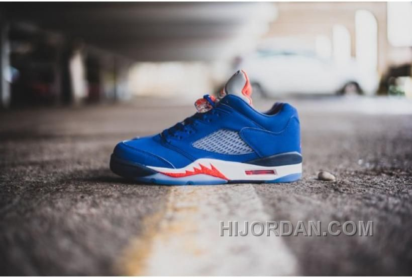 604f895b567 Air Jordan 5 Low Knicks Cavs | Air Jordan 5 | Air jordans, Nike air ...