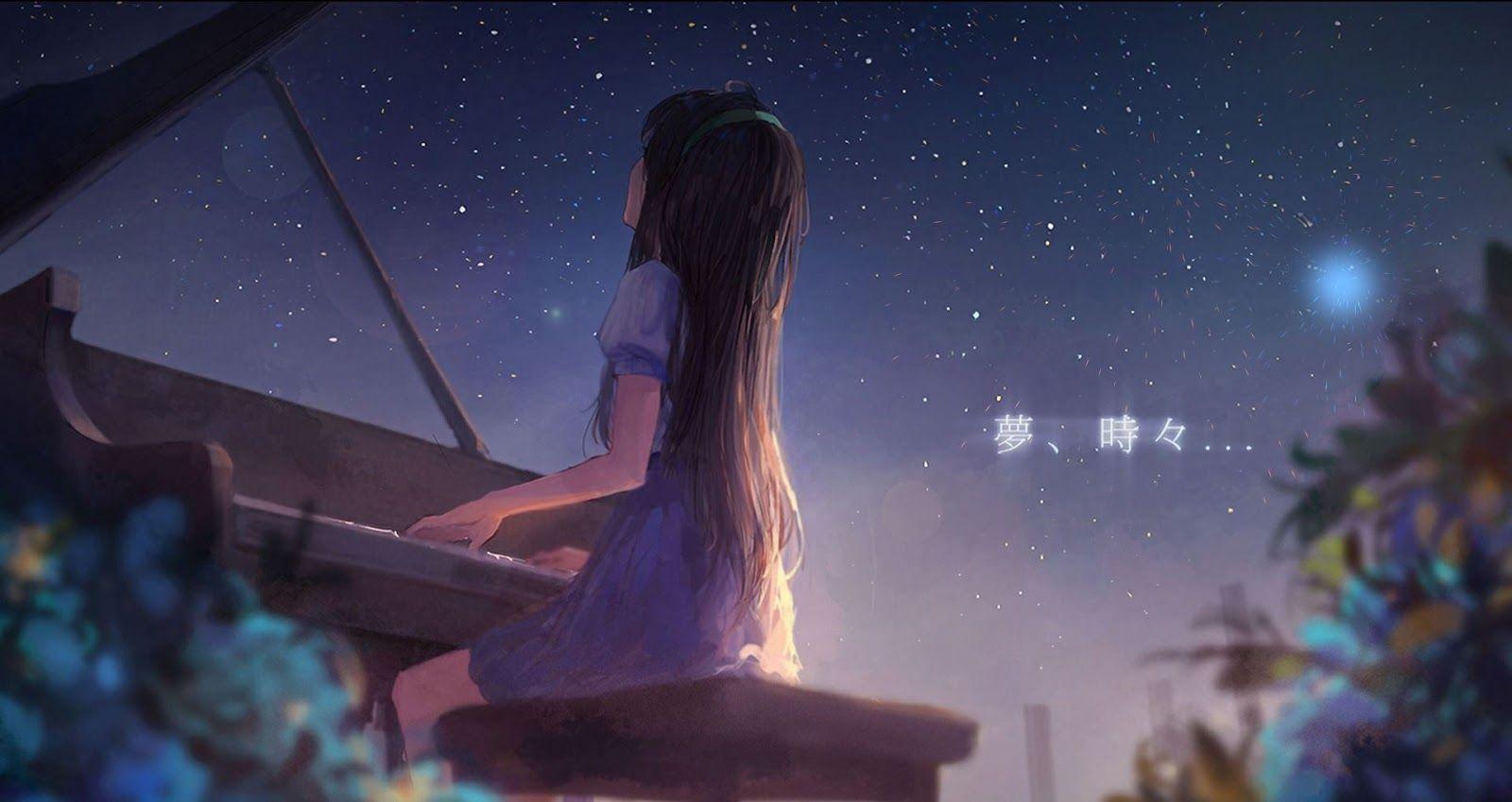 Under The Fireworks | Animated, Parallax, BGM [Wallpaper Engine Anime] 4K
