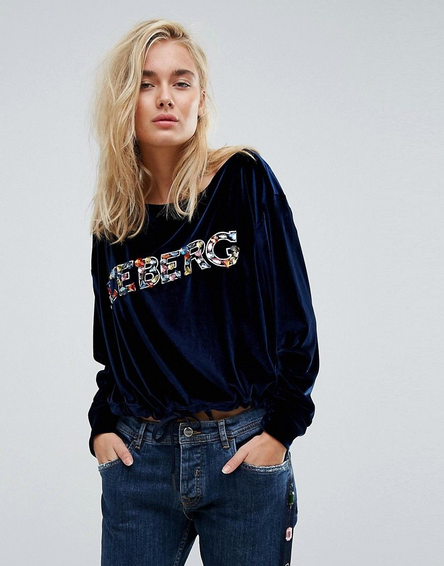 Get this icebergus basic sweatshirt now click for more details