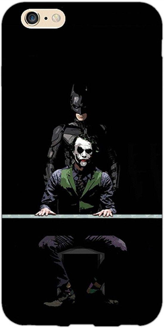 Joker Batman Backcover For Apple Iphone6 Plus Lightweight High