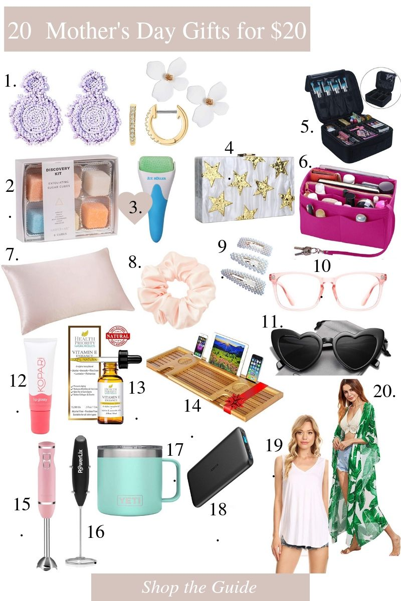 20 last minute mothers day gifts for 20 mothers day