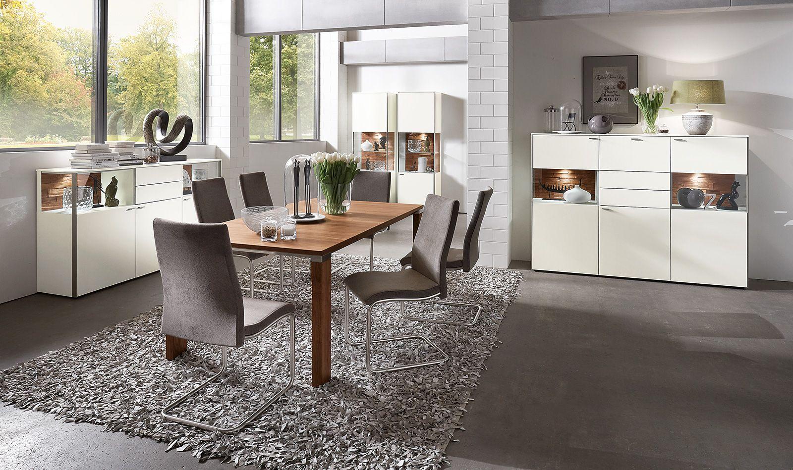 Sentino programme esszimmer venjakob m bel ideen rund ums wohnen interior design home - Venjakob esszimmer ...