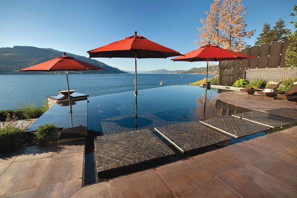 Infinity Pool Designs Photos | home design & redecorate ideas