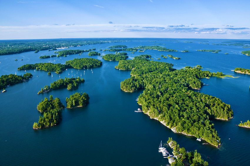 Discover boat cruises and festivals in the 1,000 Islands | The Great Waterway